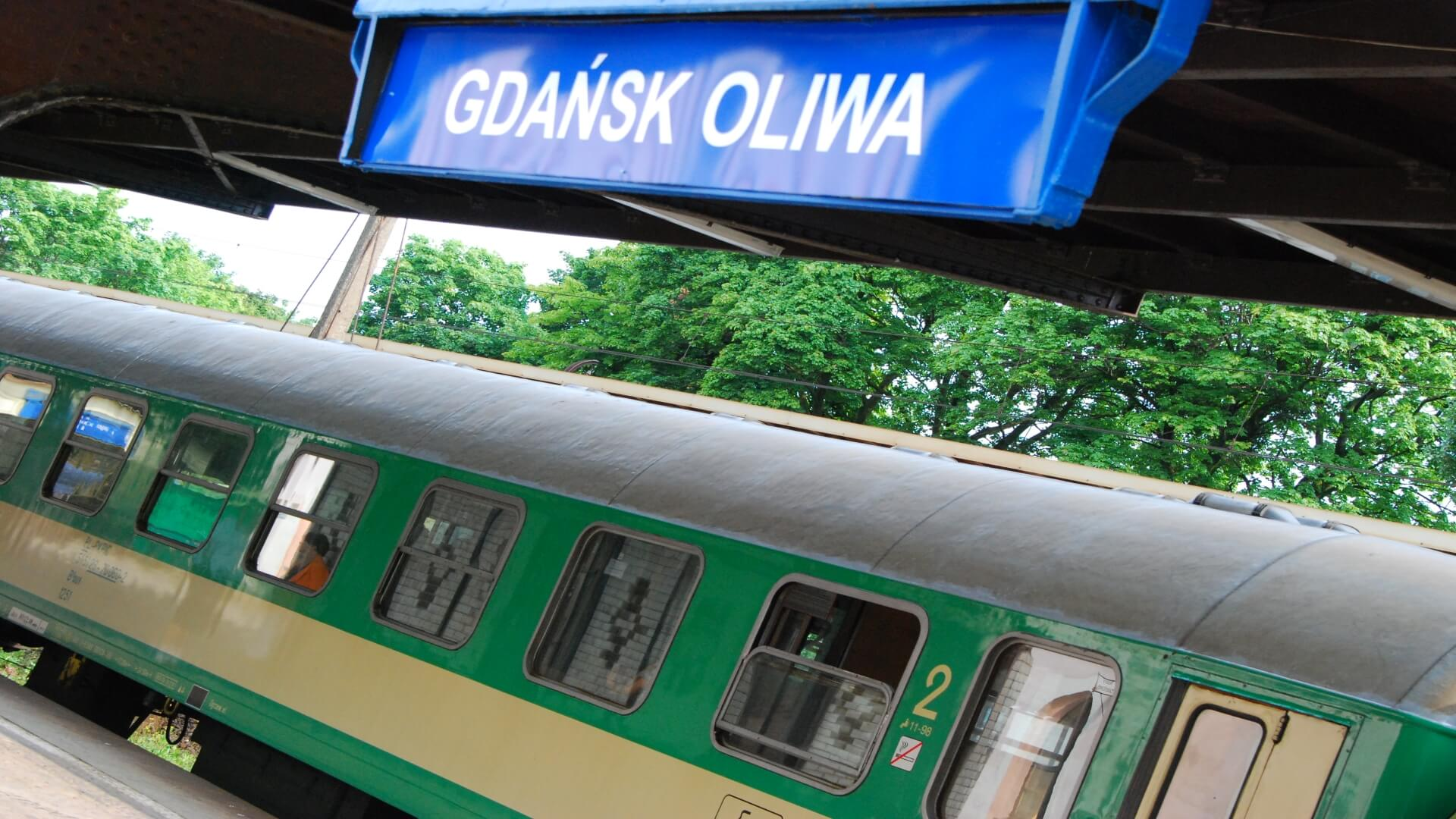 Gdańsk Oliwa (Oliva) is worth of your visit. You can easily take the train from Old Town (Gdańsk Głowny).