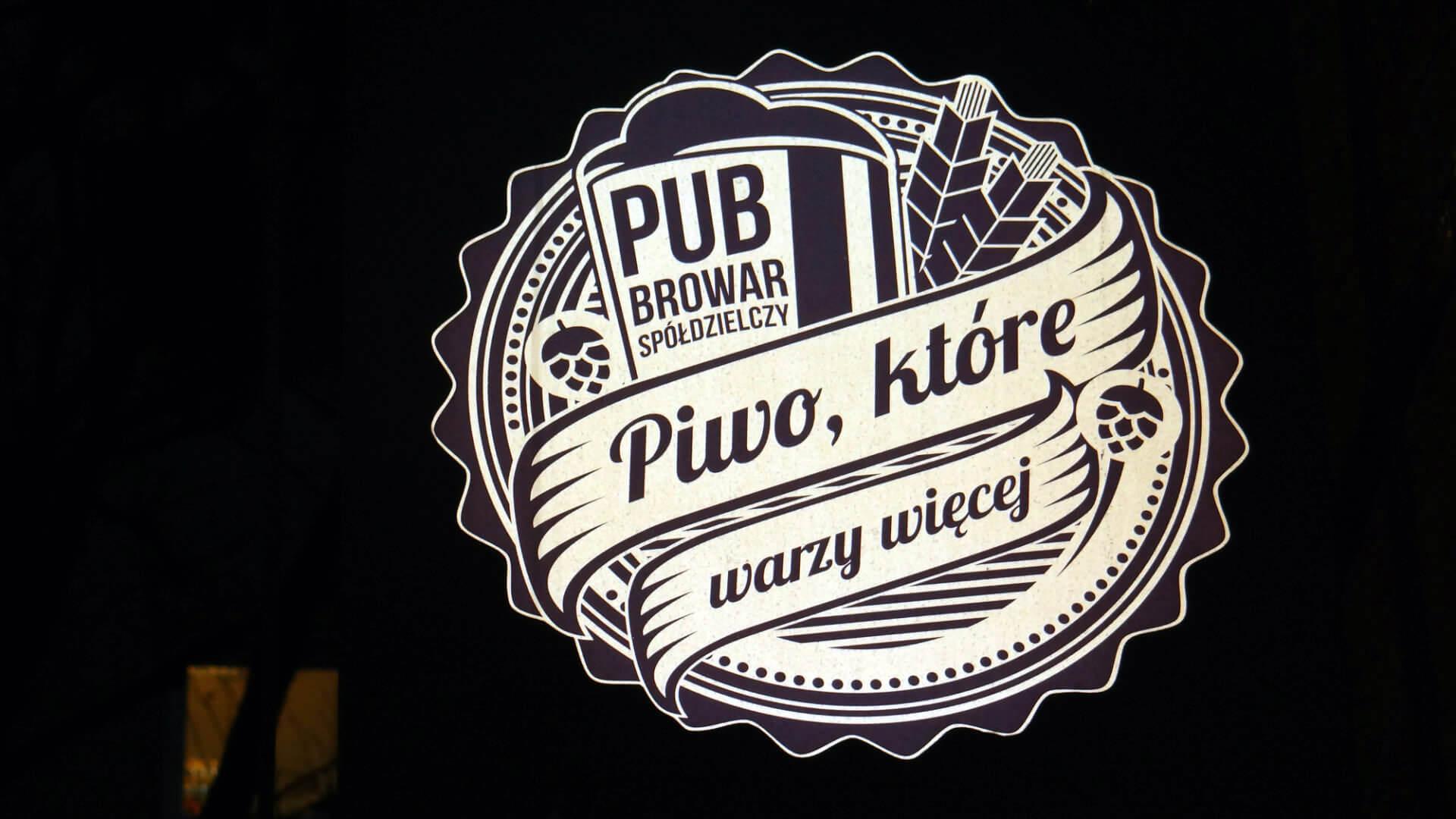 Pub Browar Spółdzielczy in Garnizon.