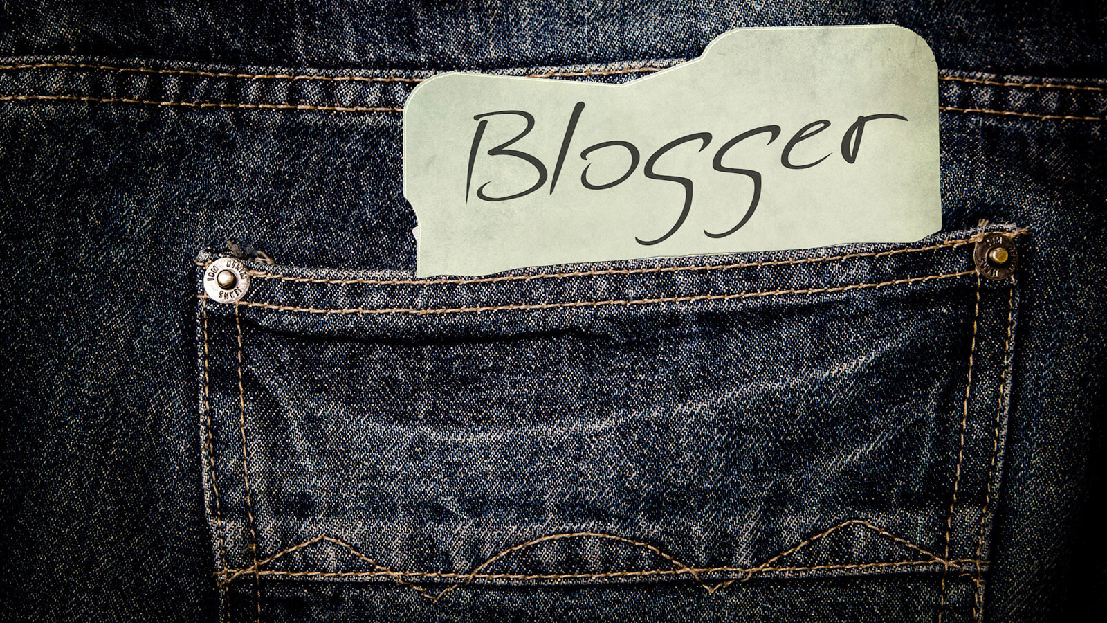 Be a blogger and do what you are passionate about.